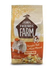 Tiny Friends Farm Reggie Rat - Rattenvoer - 850 gram