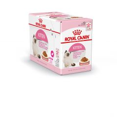 Royal Canin Kitten Instinctive in Gravy - Kattenvoer - Saus - 1,02 kg