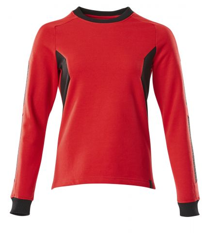 Mascot Accelerate Dames - Sweater - Rood