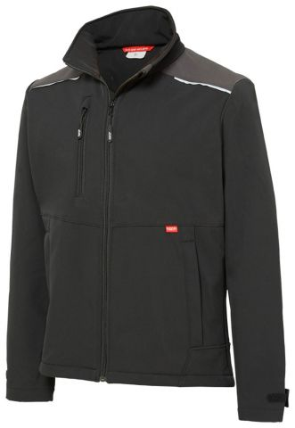 Havep® Shift - Softshell - Zwart/charcoal
