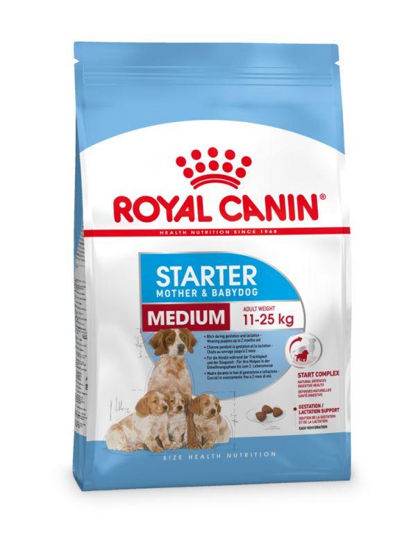 Royal Canin Medium Starter Mother and Babydog Hondenvoer 4kg