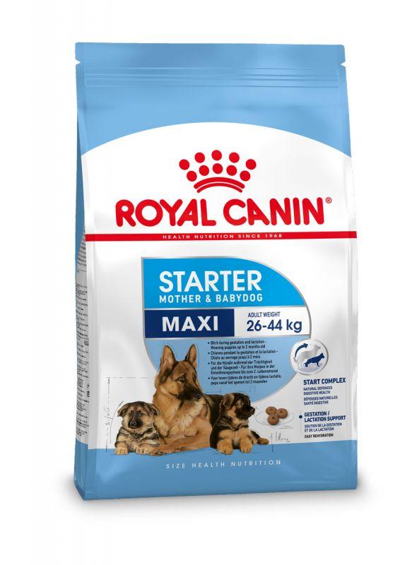 Royal Canin Maxi Starter Mother and Babydog Hondenvoer 15kg