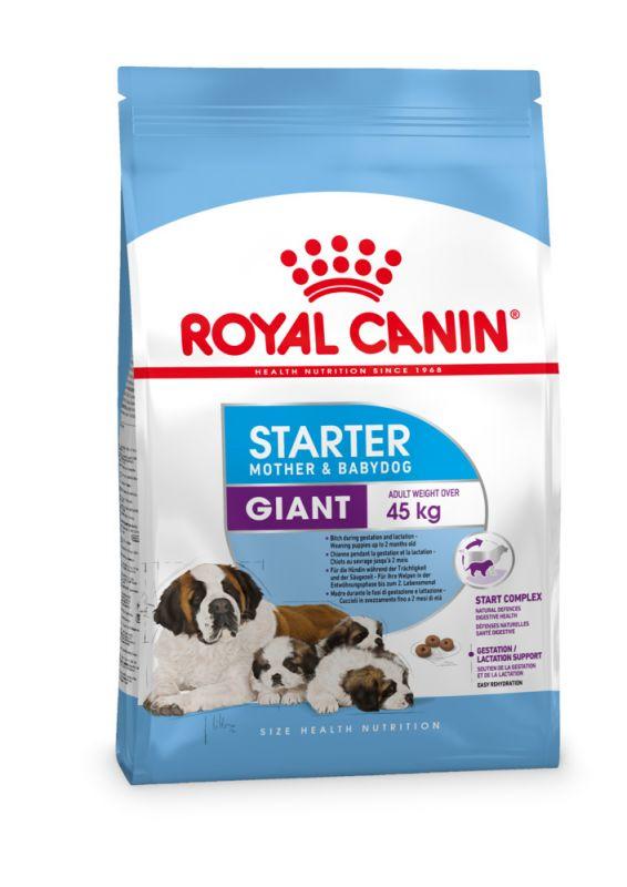 Royal Canin Giant Starter Mother and Babydog Hondenvoer 15kg