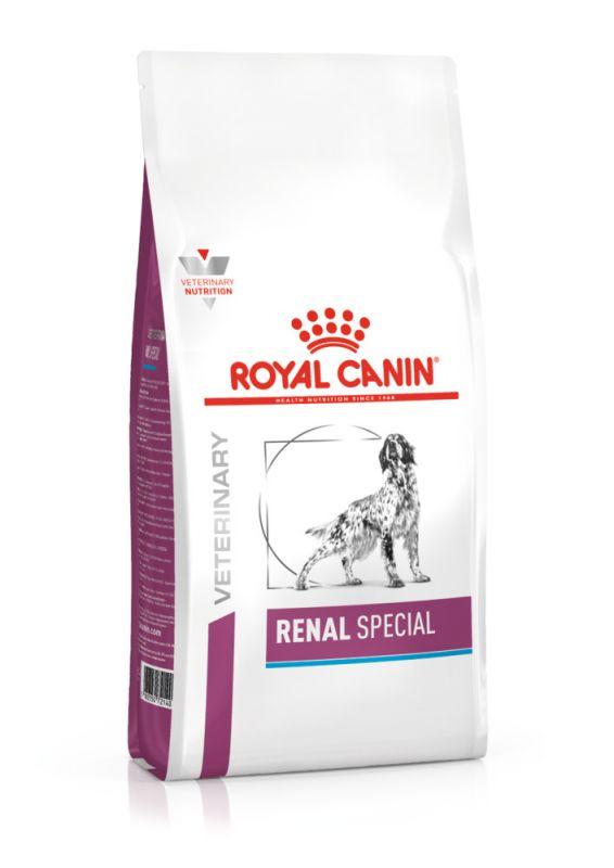 Royal Canin Renal Special Hondenvoer veterinair 10kg