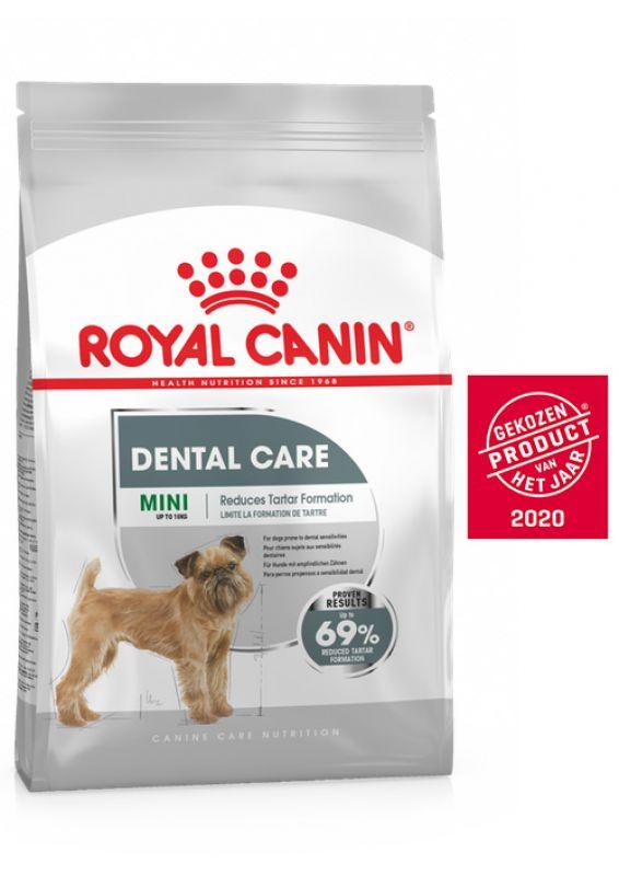 Royal Canin Dental Care Mini Hondenvoer 3kg