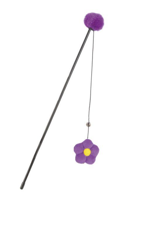 Beeztees Floral Plastic Kattenspeeltje 40 cm