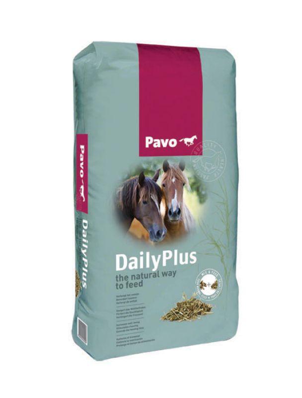 Pavo Daily Plus Hooi 15kg Zak