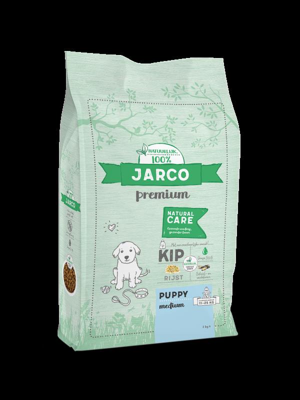 Jarco Dog Medium Pup Hondenvoer Kip 10kg