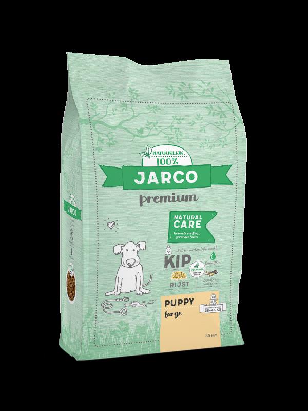 Jarco Dog Large Pup Hondenvoer Kip 12.5kg