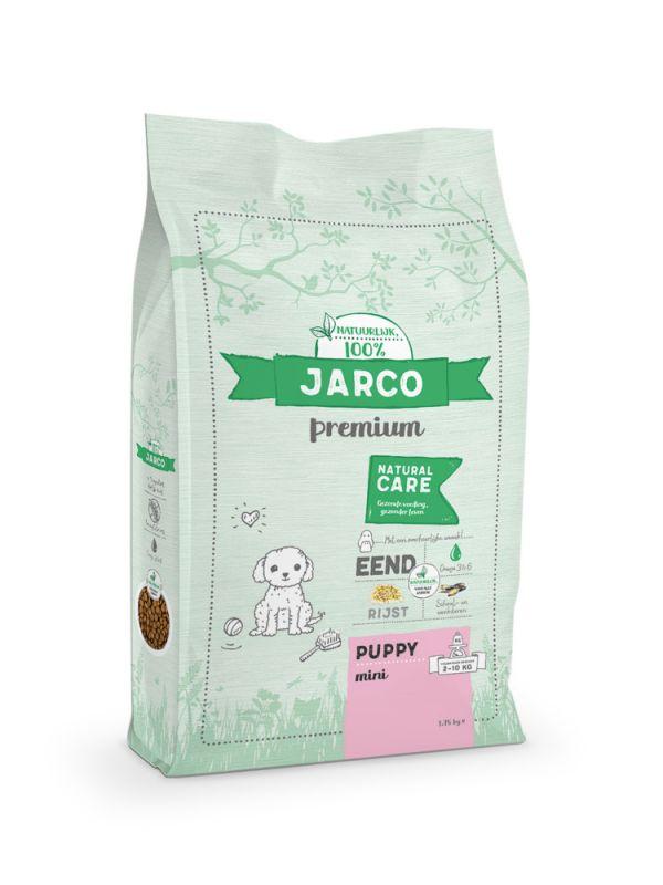 Jarco Dog Mini Pup Hondenvoer Eend 1.75kg