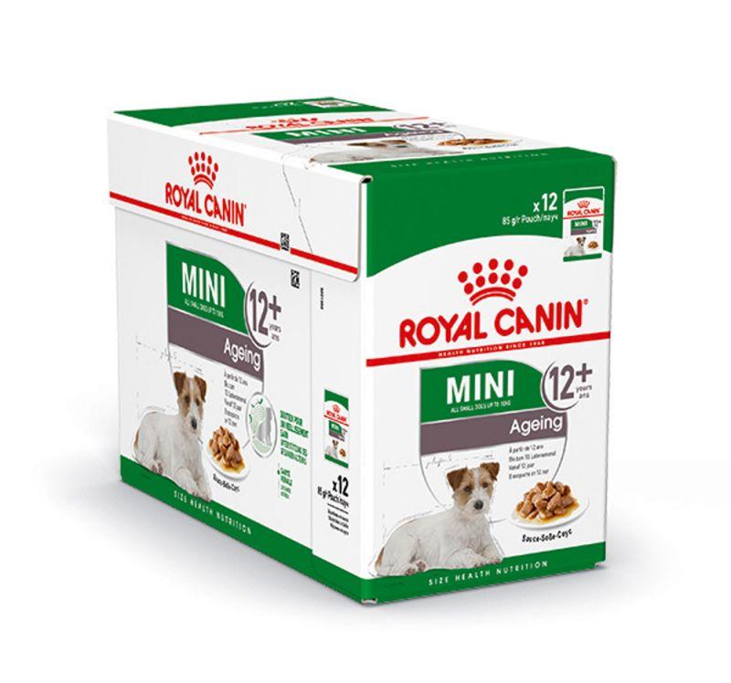 Royal Canin Mini Ageing Hondenvoer 12x85gram