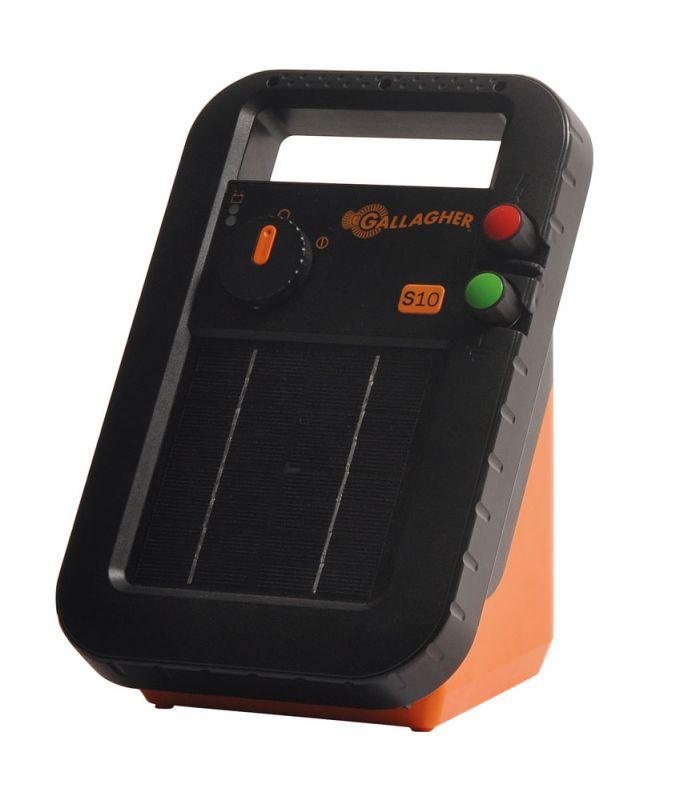 Gallagher Solar apparaat 7000 V 0.1 J