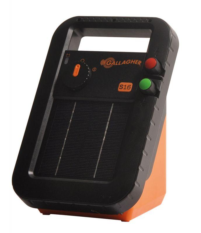 Gallagher Solar apparaat 7000 V 0.16 J