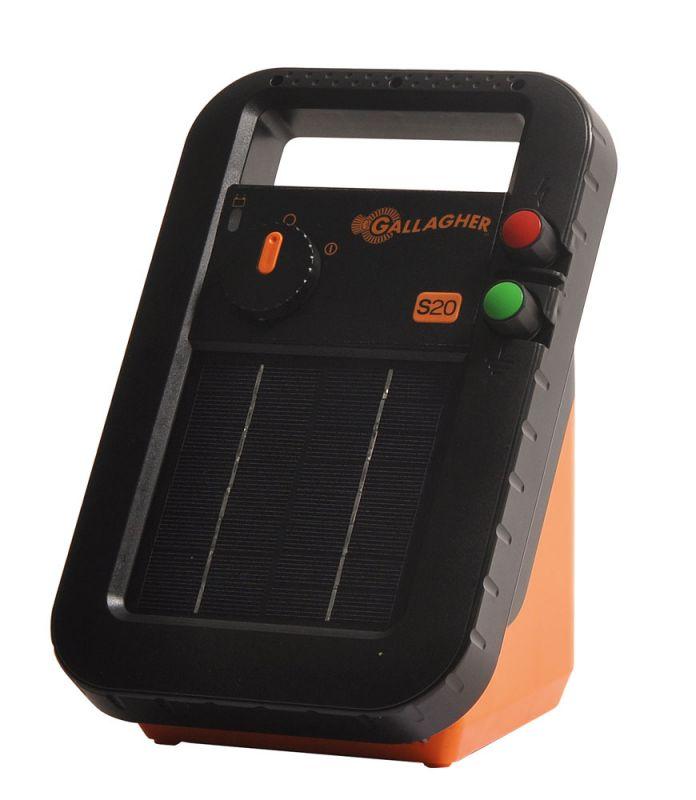 Gallagher Solar apparaat 7900 V 0.2 J